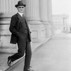 Speaker of the House William Bankhead of Alabama