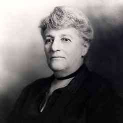 Representative Florence Kahn of California