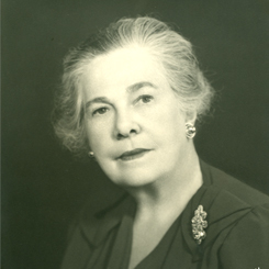 Representative Mae Ella Nolan of California