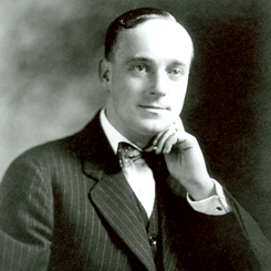 Baby-faced Representative William F. Murray of Massachusetts