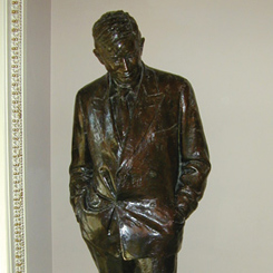 Congressional Commentator, Will Rogers