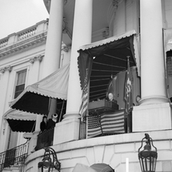 President Franklin D. Roosevelt's Fourth Inauguration