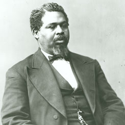 Representative Robert Smalls of South Carolina