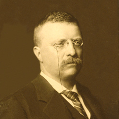 A Memorial Tribute to the Late President Theodore Roosevelt in the House Chamber