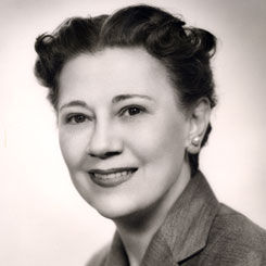 Representative Vera Buchanan of Pennsylvania