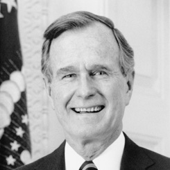 President George H.W. Bush's Joint Session on the Iraqi Invasion of Kuwait