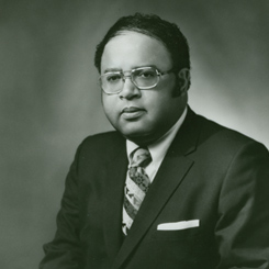 Representative Charles Diggs of Michigan