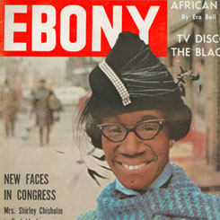 The First African-American Woman Elected to Congress