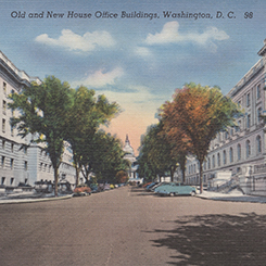 The Naming of the House Office Buildings