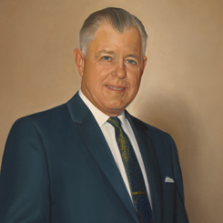 The House Unveils the Portrait of Chairman William Poage of Texas