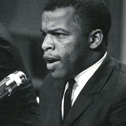 John Lewis Testifies on the Need to Extend the Voting Rights Act