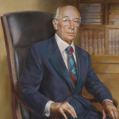 The House Portrait of Melvin Price of Illinois