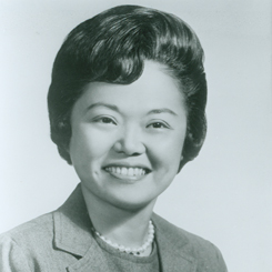 The Life of Representative Patsy Mink of Hawaii