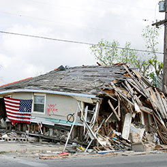 The House Returned from Its Summer Recess to Provide Funding to the Victims of Hurricane Katrina