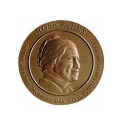 The Honoring of Civil Rights Icon Rosa Parks