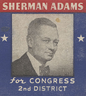 ADAMS, Sherman