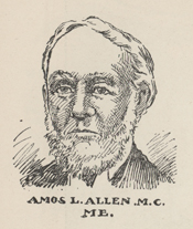 ALLEN, Amos Lawrence