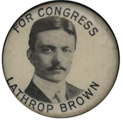 BROWN, Lathrop