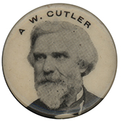 CUTLER, Augustus William