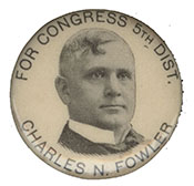 FOWLER, Charles Newell