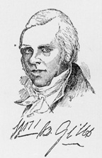 GILES, William Branch