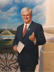 GINGRICH, Newton Leroy