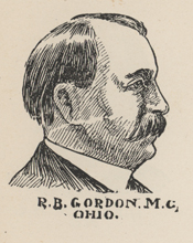 GORDON, Robert Bryarly