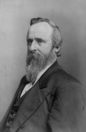 HAYES, Rutherford Birchard