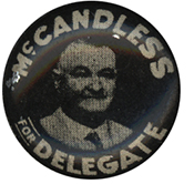 McCANDLESS, Lincoln Loy