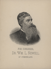 NEWELL, William Augustus