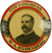 RODENBERG, William August