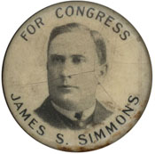 SIMMONS, James Samuel