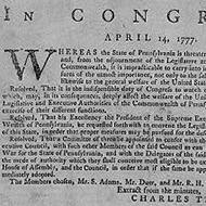 Continental and Confederation Congresses: A Selected Bibliography