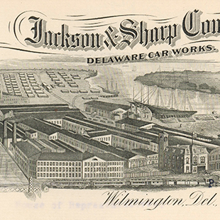 Jackson & Sharp Co. to Cannon