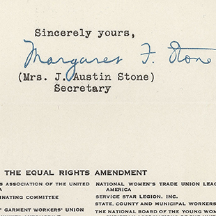 Defeat Un-Equal Rights Amendment