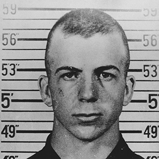 Lee Harvey Oswald as a Marine
