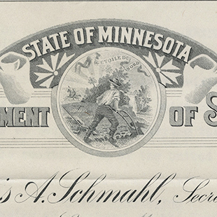 Minnesota Ratifies 19th Amendment