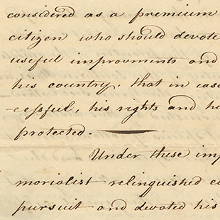 Petition of Eli Whitney