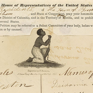 Petition to Abolish Slavery in the District of Columbia